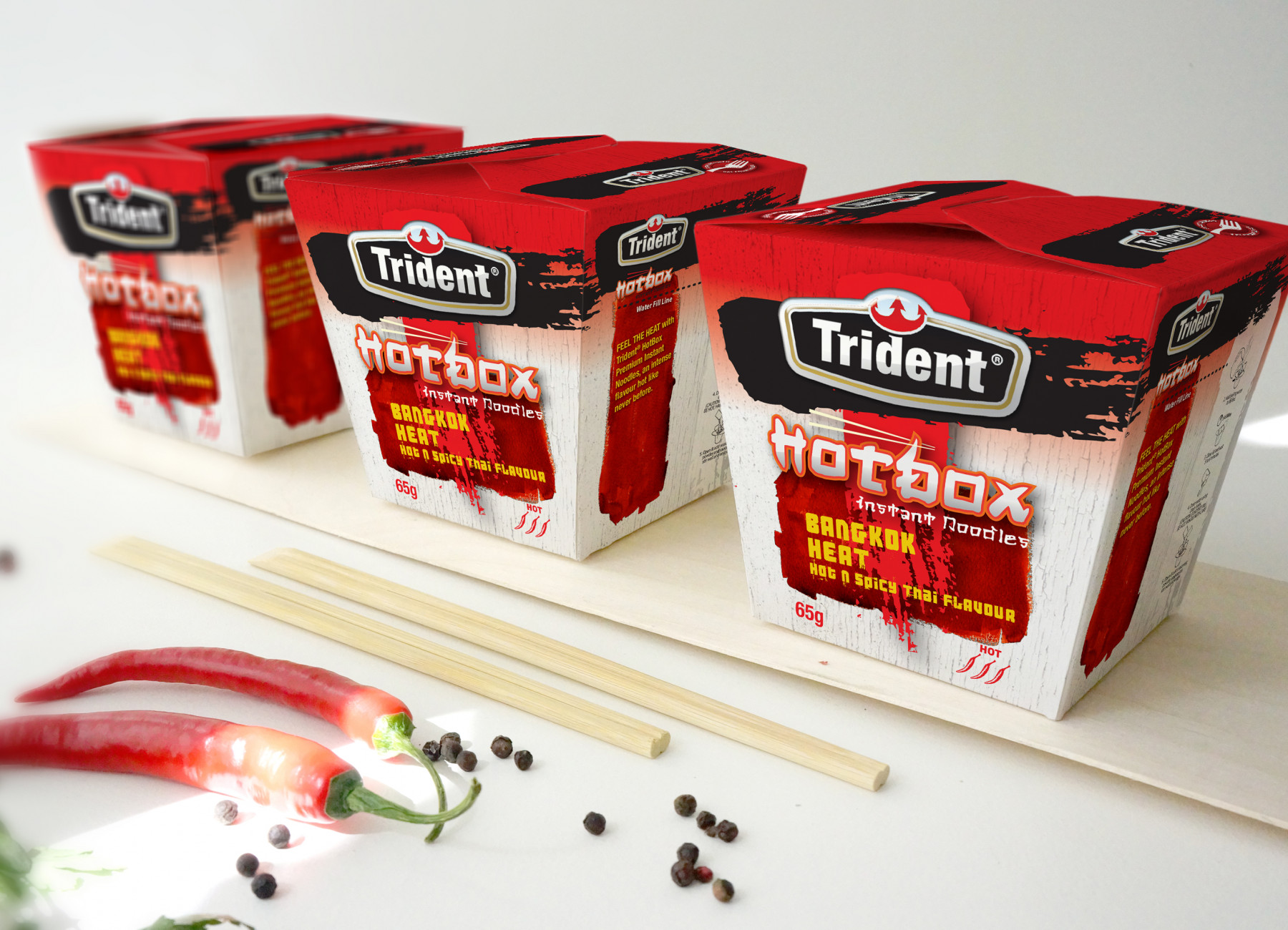 Trident Hotbox 03 Noodle Box